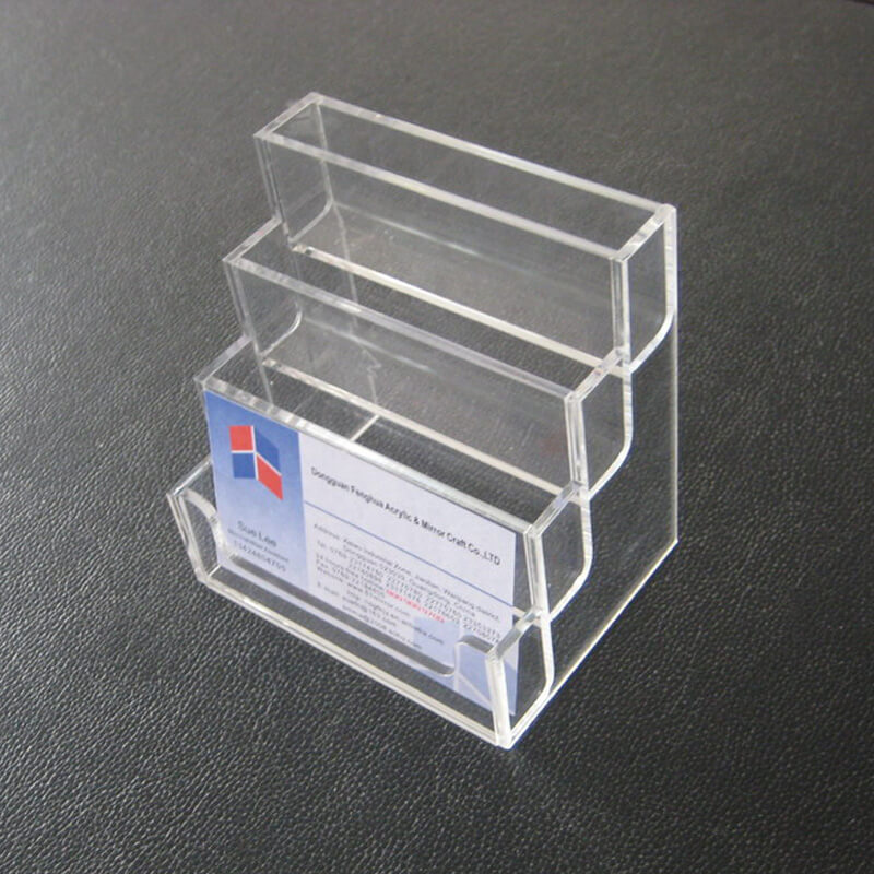 Business Card Holders Acrylic Displays Stands Holders Manufacturer Anscow Display